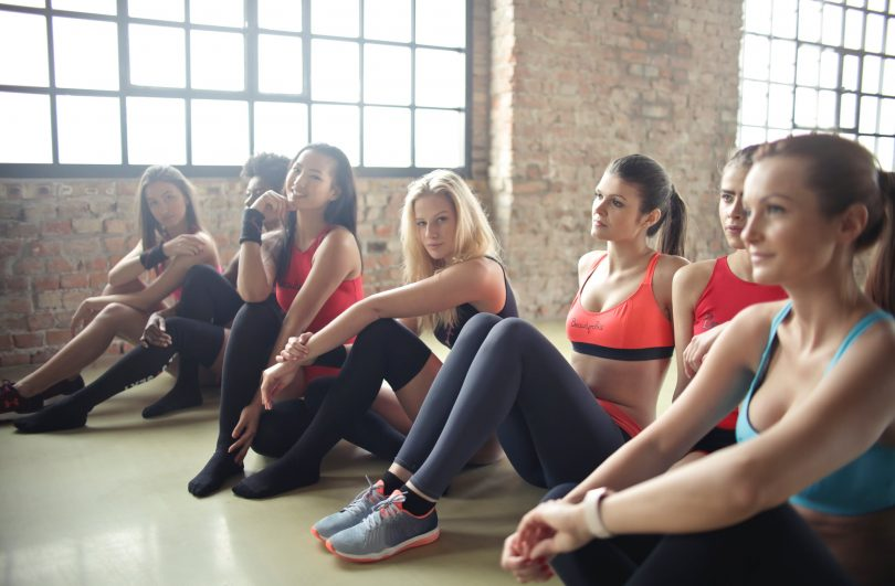 Best Aerobic Classes for Hips and Thighs